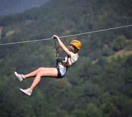adrenalineonziplinetouromis