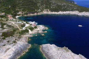Bisevo island-a way to blue cave