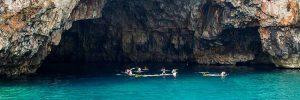 Green Cave Vis Croatia