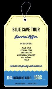 Blue Cave tour Discount