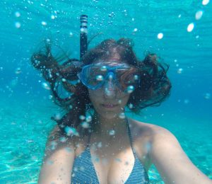 UnderwaterSelfie-BlueCaveTourOmis