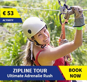 Zip Line tour Omis