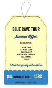 Blue Cave tour Discount