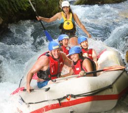 down-the-stream-on-Cetina-rafting-tour