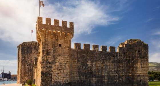 Kamerlengo-fortress-Trogir-old-town