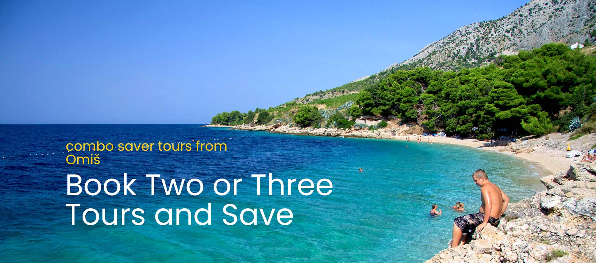 Tour packages in Omiš