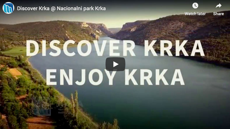 Krka tour from Omiš, tour video
